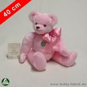 Teddybär Babsi 40 cm schmuseweiche Klassiker