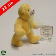 Teddybär Bienchen 23 cm schmuseweiche Klassiker