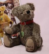 Time-honoured Classic Modell: 16427-0 #001 26 cm Teddy Bear by Hermann-Coburg
