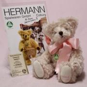 Time-honoured Classic Modell: 16406-5 #001 33 cm Teddy Bear by Hermann-Coburg