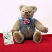 The Wild Sixties 37 cm Teddy Bear by Hermann-Coburg