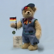 Anni – Däumelinchen 11 cm Teddy Bear by Hermann-Coburg