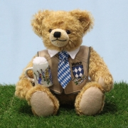 Kleiner Don Juan 32 cm Teddy Bear by Hermann-Coburg