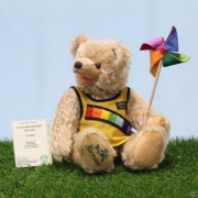 Rosen-Prinzesschen 32 cm Teddy Bear by Hermann-Coburg
