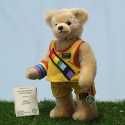 Waltz of the Flowers – Musikbär 33 cm Teddy Bear by Hermann-Coburg